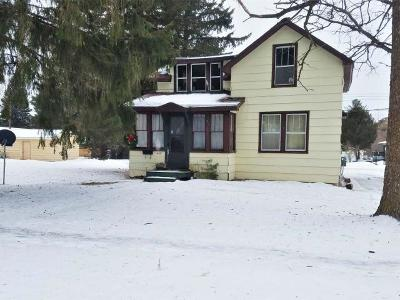 Park Falls Single Family Home For Sale: 420 7th Ave S