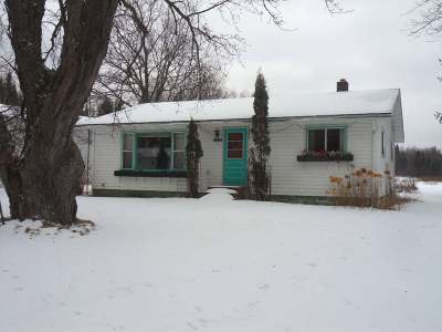 Single Family Home Active O/C: W15071 River Rd