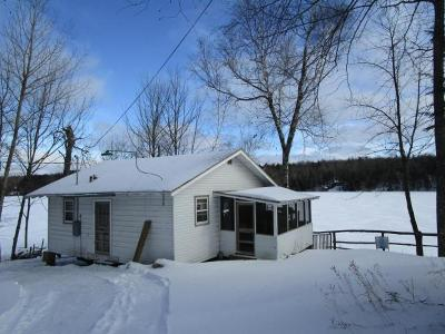 Forest County, Iron Wi County, Langlade County, Lincoln County, Oneida County, Vilas County Single Family Home For Sale: Off Crystal Lake Dr W