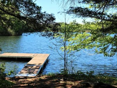 Residential Lots & Land For Sale: On Mitten Lake Rd