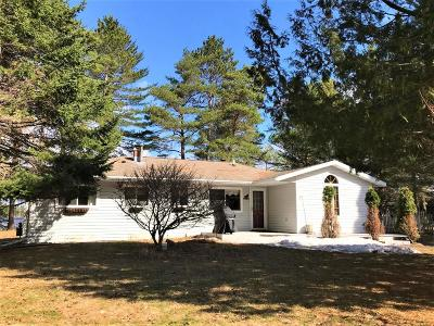 Lincoln County, Price County, Oneida County, Vilas County Single Family Home For Sale: 5593 Jennie Webber Lk Rd S