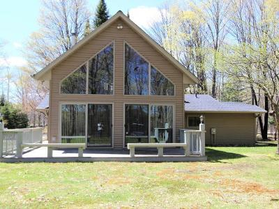 Presque Isle Single Family Home For Sale: 12002 Crab Lake Rd S