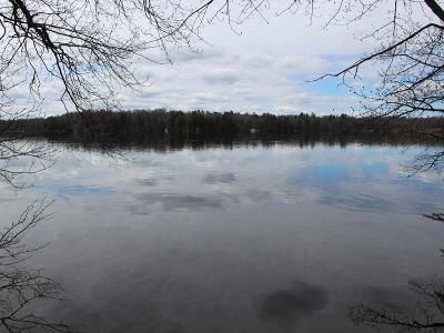 Three Lakes Residential Lots & Land For Sale: On Schomann Rd