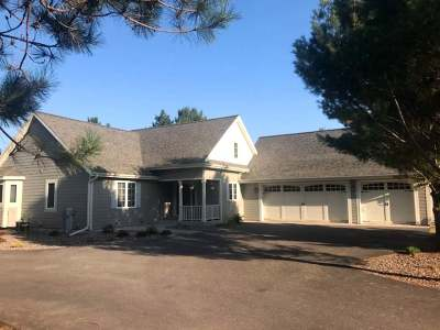 Minocqua Single Family Home Active O/C: 7405 Golfway Ct
