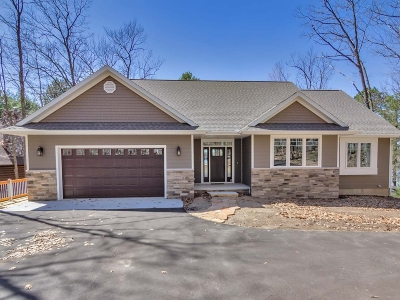 Lincoln County, Price County, Oneida County, Vilas County Single Family Home For Sale: 3017 Rifle Rd S