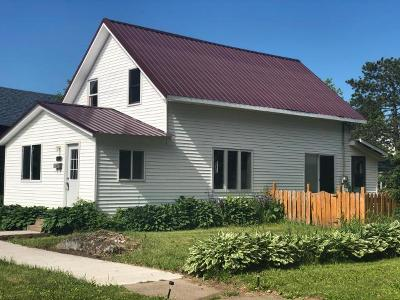 Park Falls Single Family Home For Sale: 349 6th Ave S