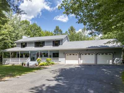 Minocqua Single Family Home For Sale: 9260 Timberline Dr