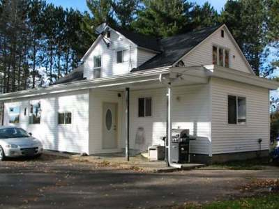 Tomahawk WI Single Family Home Active O/C: $159,000