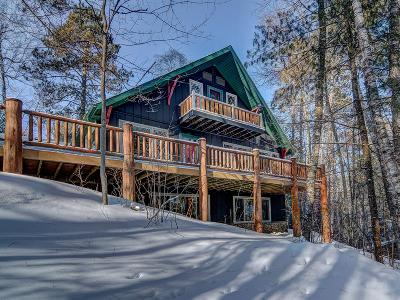 Eagle River Single Family Home For Sale: 3665 Chain O Lakes Rd