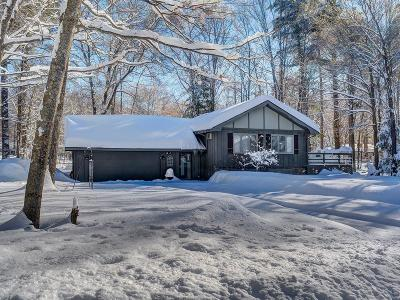 Eagle River Single Family Home For Sale: 1402 Lincoln Dr
