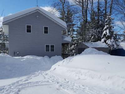 Langlade County, Forest County, Oneida County Single Family Home For Sale: 6971 Hamilton Dr