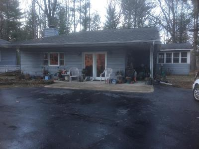 Single Family Home For Sale: W6092