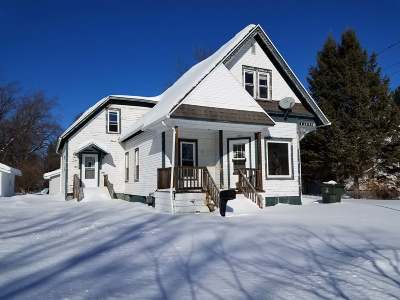 Antigo Single Family Home For Sale: 722 Badger Ave