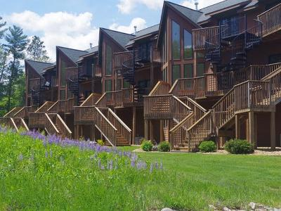 Forest County, Iron Wi County, Langlade County, Lincoln County, Oneida County, Vilas County Condo/Townhouse For Sale: 4531 Copperwood Cir #2