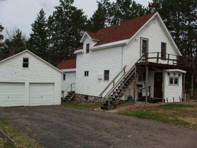 Park Falls Single Family Home For Sale: 324 Maple St