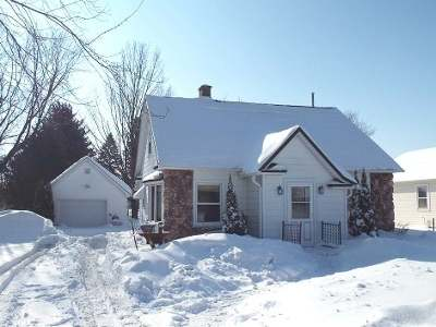 Antigo Single Family Home For Sale: 1807 5th Ave