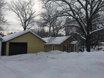 Langlade County, Forest County, Oneida County Single Family Home Active O/C: 1021 Echo Ln