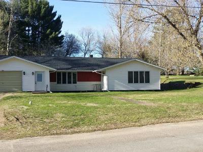 Merrill Single Family Home For Sale: 204 10th St E