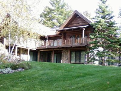 Manitowish Waters Single Family Home Active O/C: 12950 Spider Lake Rd W