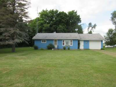 Phillips Single Family Home For Sale: W4998 Cth D