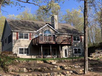 Single Family Home For Sale: W1055 Little Pike Rd