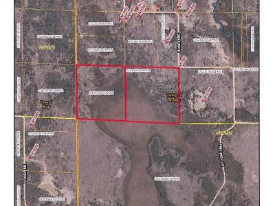 Tomahawk Residential Lots & Land For Sale: N11801 Honey Rd