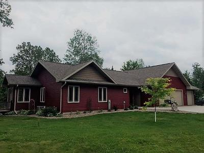 White Lake Single Family Home Active Under Contract: W871 Hwy 64