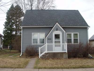 Park Falls Single Family Home For Sale: 650 7th Ave S