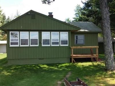 Langlade County, Forest County, Oneida County Single Family Home For Sale: 1197 Chicago Point Rd