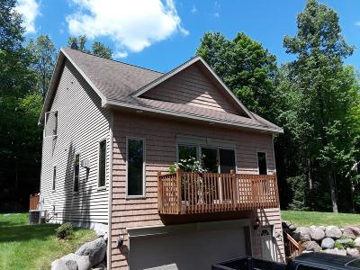 Elcho Single Family Home Active Under Contract: W11230 Moccasin Lake Rd
