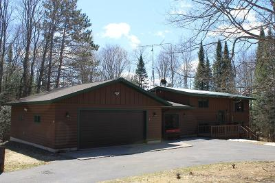 Single Family Home For Sale: 7580 Little Pine Rd