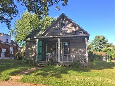 Price County Single Family Home For Sale: 155 Eyder Ave N