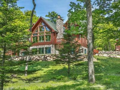 Vilas County Single Family Home For Sale: 995 Eagles Nest