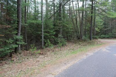 Eagle River WI Residential Lots & Land For Sale: $21,500