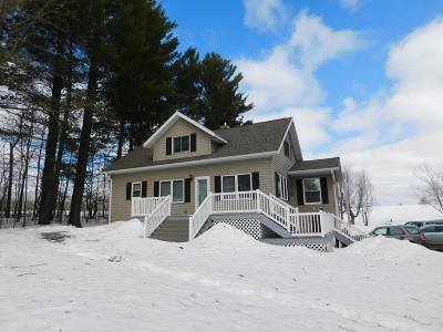 Merrill Single Family Home Active O/C: W2390 Town Line Rd