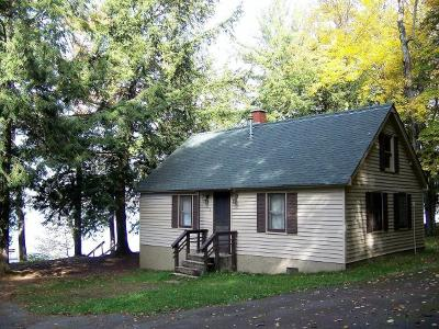 Forest County, Iron Wi County, Langlade County, Lincoln County, Oneida County, Vilas County Single Family Home For Sale: 2962 Oak Ridge Ln #2