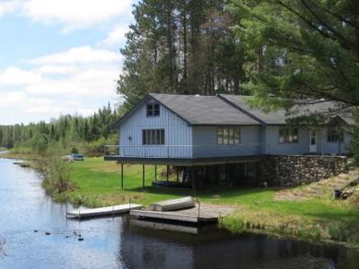 Vilas County Single Family Home For Sale: 5660 Cth M