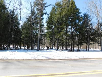 Tomahawk Residential Lots & Land For Sale: On Hwy 107