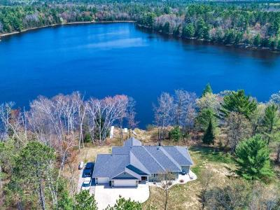 Vilas County Single Family Home For Sale: 2798 Brazell Lake Cove
