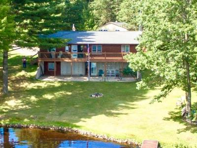 Lincoln County, Price County, Oneida County, Vilas County Single Family Home For Sale: 6224 Ranch Rd S #28