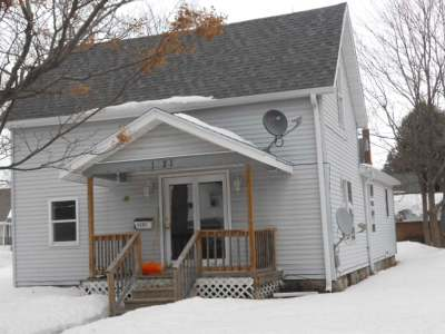 Antigo Single Family Home For Sale: 1121 Clermont St