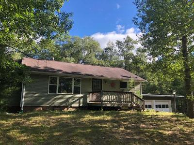 Langlade County, Forest County, Oneida County Single Family Home For Sale: 4598 Landing Rd