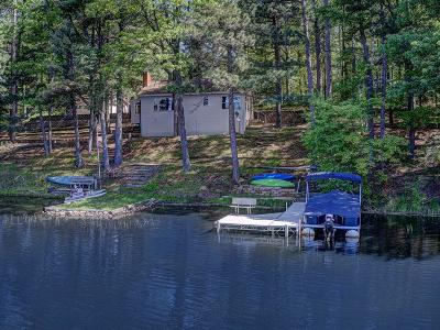 Langlade County, Forest County, Oneida County Single Family Home For Sale: 7189 Long Lake Rd