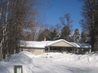 Forest County, Iron Wi County, Langlade County, Lincoln County, Oneida County, Vilas County Single Family Home For Sale: 8703 Deerwood Cr