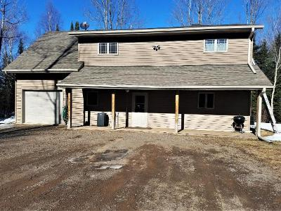 Park Falls Single Family Home For Sale: N13540 Crowley Rd