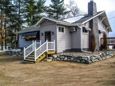Lincoln County, Price County, Oneida County, Vilas County Commercial For Sale: N11980 Cth Y