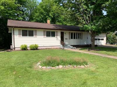 Park Falls Single Family Home For Sale: 355 Avery Ave