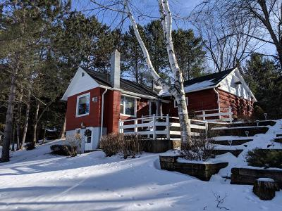 Phillips Single Family Home Active Under Contract: W7184 Long Lake Rd