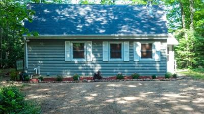 Lincoln County Single Family Home For Sale: W1602 Bear Trail Rd