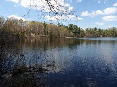 Residential Lots & Land For Sale: On South Burnham Lake Rd